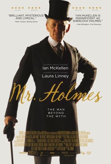 Мистер Холмс смотреть онлайн