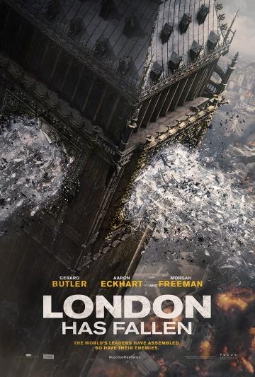 Падение Лондона смотреть онлайн