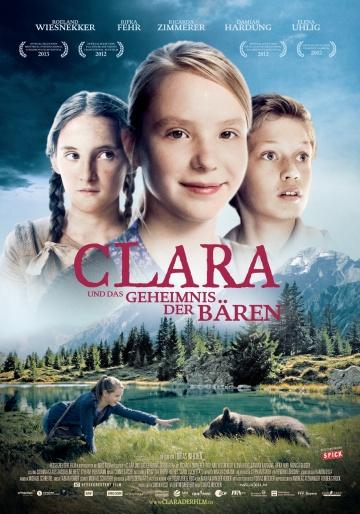 Клара и тайна медведей смотреть онлайн