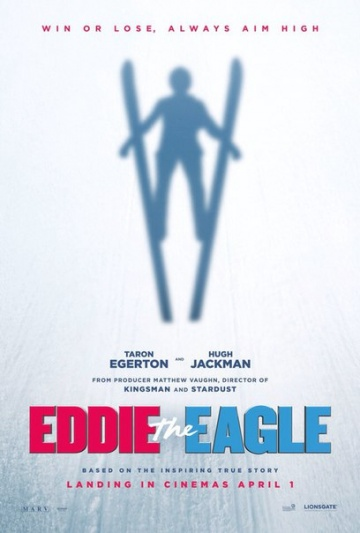 Эдди «Орел» смотреть онлайн