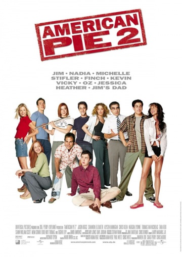 Американский пирог 2 смотреть онлайн